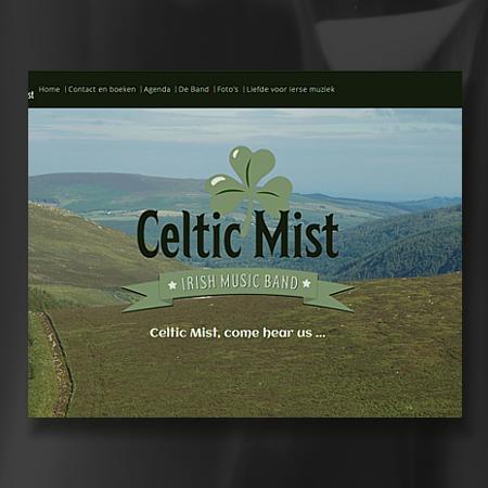 Celtic Mist Ierse Muziek