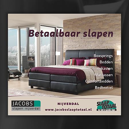 Jacobs Slapen Nijverdal